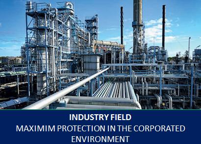 Industrial field