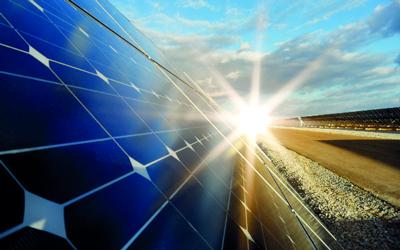 Solaradiation PV Panel
