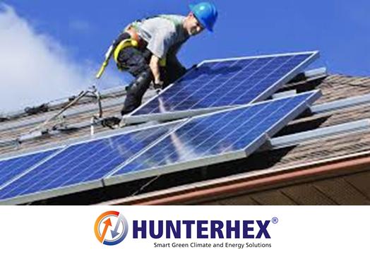 Hunterhex Solar installations