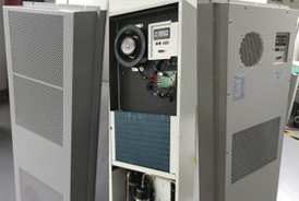 DC Air Conditioners with low power consumption